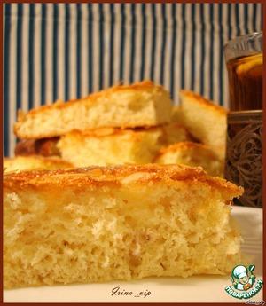 Рецепт Butterkuchen или масляный пирог