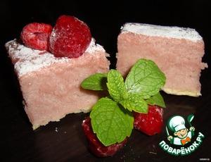 Рецепт Ягодный пирог из сока