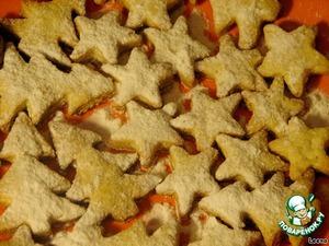 Рецепт Песочное тесто на растительном масле