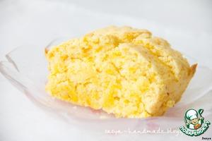 Рецепт Кекс из тыквы