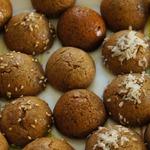 Восточное печенье с корицей и анисом