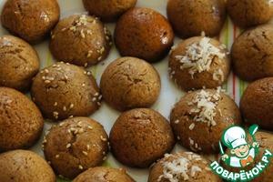 Рецепт Восточное печенье с корицей и анисом
