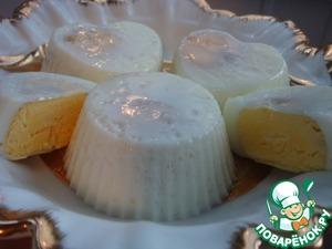 Рецепт Паровые яичные кексы