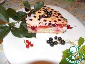 Рецепт Десерт слоями