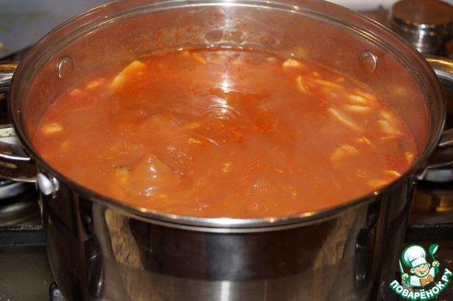 Свекольный суп - вкусный рецепт с пошаговым фото
