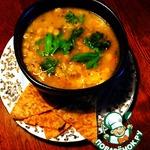 Гороховый суп по-канадски