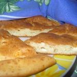 Болгарская лепешка с брынзой