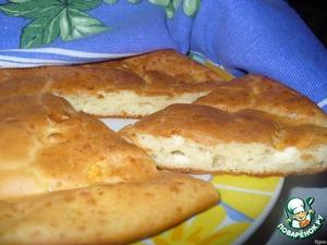 Рецепт Болгарская лепешка с брынзой