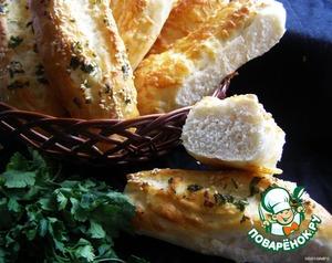"""Рецепт Мини-багеты """"Скорый хлеб"""""""