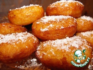Рецепт Рисовые пончики