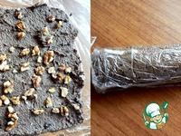 Рулет из печени с черносливом и грецкими орехами ингредиенты