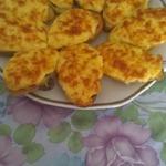 Картофель запеченый под сырно-чесночной корочкой
