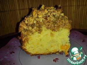 Орехово-апельсиновый кекс простой пошаговый рецепт с фотографиями готовим