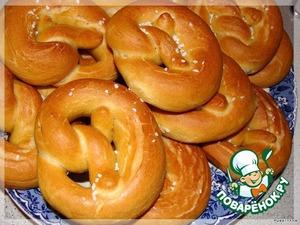 Рецепт Немецкие брецели - 2