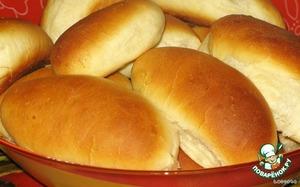 Рецепт Сдобные пирожки с грибами и картофелем