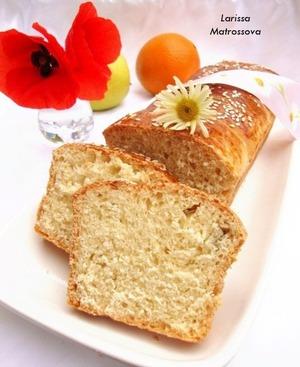 Рецепт Хлеб на заварном креме