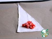 Круассаны с клубникой за 20 минут ингредиенты