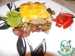 Запеканка из цветной капусты домашний рецепт приготовления с фотографиями как готовить
