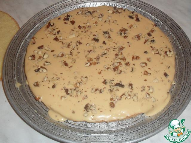 графский замок рецепт торта