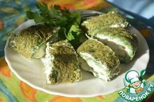 Рецепт Зеленый завтрак