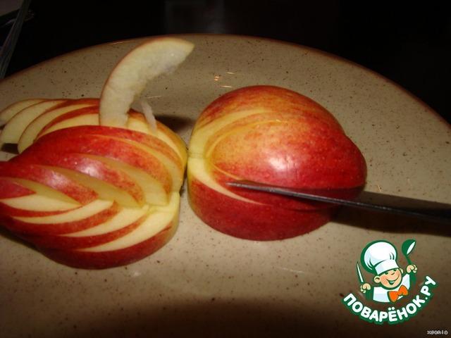 Как нарезать фрукты пошагово