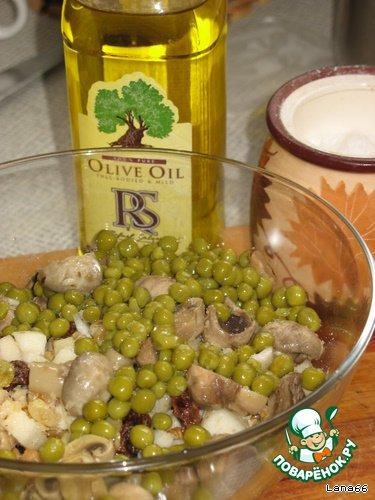 Салат монастырский рецепт с фото