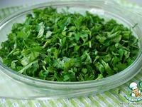 Осетинский пирог с зеленью - кулинарный рецепт