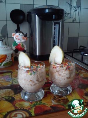 Рецепт Яблочный пудинг