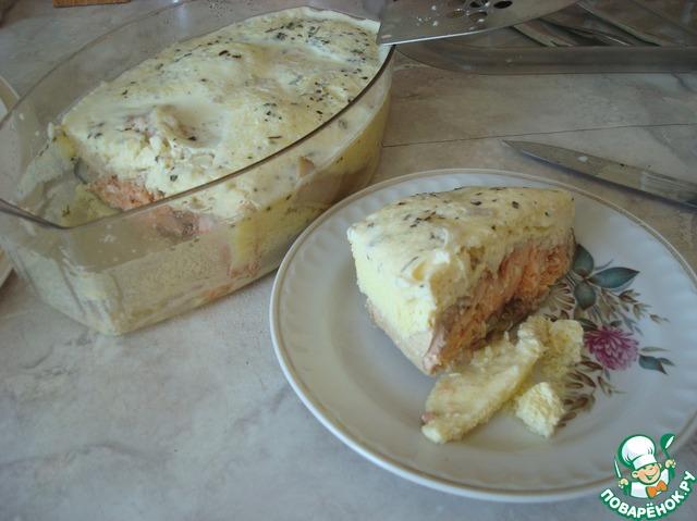 Уха из филе горбуши рецепт с фото