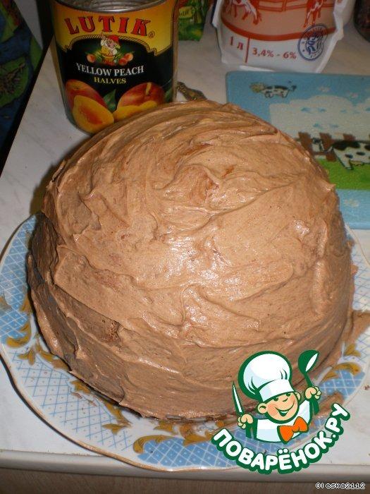 как приготовить торт футбольный мяч видео