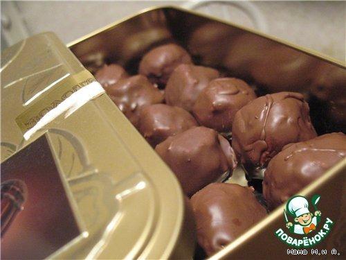 """Как приготовить Мини-десерт """"Баунти"""" домашний рецепт с фото #5"""