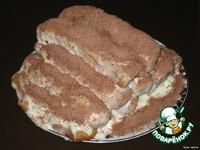 """Торт """"Вишневая горка"""" ингредиенты"""