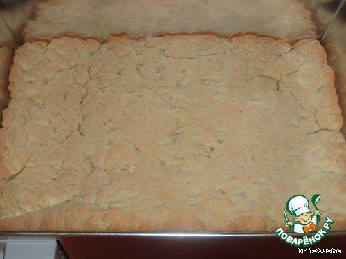 торт твикс пошаговый рецепт