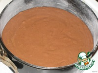 Торт с творожно-зефирным кремом ингредиенты