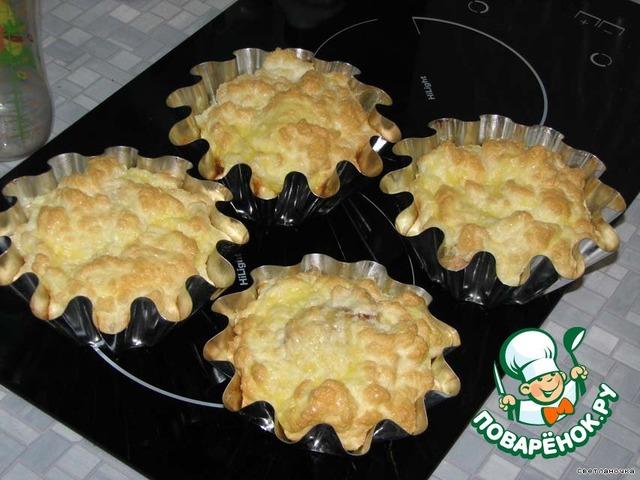 Рецепт приготовления жареных белых грибов с картошкой в