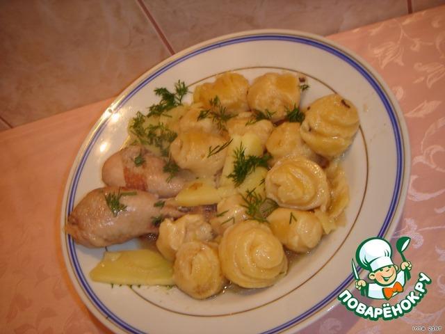 Немецкая кухня штрудель рецепты