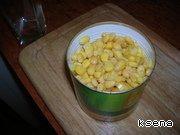 Салат с кальмарами и кукурузой домашний пошаговый рецепт приготовления с фото готовим #4