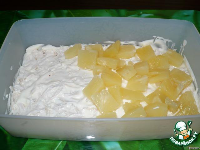 Рецепт банницы из лаваша с творогом в мультиварке