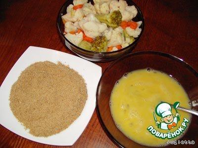 цветная капуста рецепты приготовления пошагово с фото