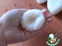 Рисовые колобки (Онигири, Омусуби) ингредиенты