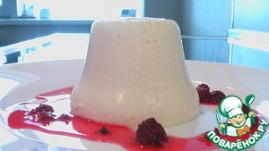 Рецепт Ванильный крем из сметаны