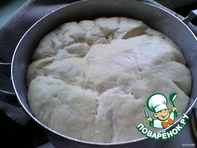 """Булочки """"Розочки"""" вкусный рецепт приготовления с фотографиями пошагово #1"""