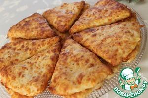 Рецепт Сконы или сырные лепешки