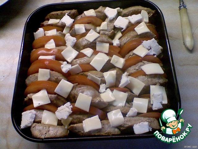Запеченная скумбрия в духовке в пакете для запекания рецепт с пошагово 154