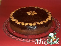 """Быстрый шоколадный торт """"Несквик"""" ингредиенты"""