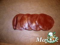 Шоколадная мастика и розочки из неe - получается всегда ингредиенты