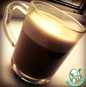 Рецепт Холодный Кофе со специями