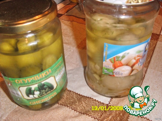 рецепт на салат ковбойский