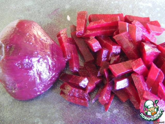 салат с капустой и фетой рецепт с фото