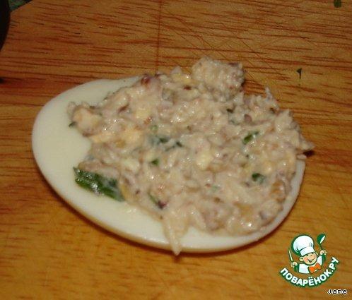 """Закуска """"Новогодние мышки"""" рецепт приготовления с фото пошагово готовим #3"""